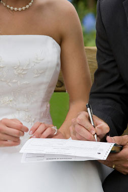 Getting a marriage license in newark nj
